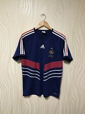FRANCE 2009 2010 HOME FOOTBALL SOCCER SHIRT JERSEY ADIDAS