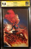 DCEASED #2 CGC SS 9.8 X2 SUPERGIRL ZOMBIE VIRGIN BATMAN SUPERMAN WONDER WOMAN DC