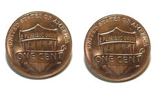 USA COIN Shield Penny 1¢ Coin Cuff Links (104a)