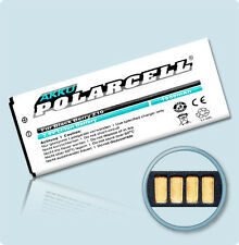 polarcell Battery for BlackBerry Z10 and Z10 LTE LS1 L-S1 1950mAh Battery