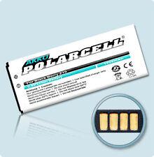 PolarCell Batterie pour Blackberry Z10 et Z10 LTE LS1 L-S1 1950mAh