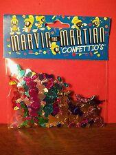 1996 Looney Tunes Marvin The Martian Confettio's 1/3 oz Bag sealed