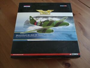 Corgi Aviation Archive 1:72 US35705 Messerschmitt Me 262A-1A. Limited Edition.