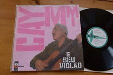 DORIVAL CAYMMI Caymmi E Seu Violao LP Odeon BR-XLD 10.281 Brasil RARE