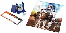 Clone Commander Capitano Rex 2x70 parti Puzzle 2d 3d Star Wars Jumbo