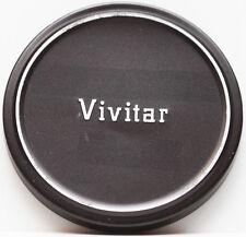 Vivitar Metal Front Lens Cap 62mm 62 mm Slip-on