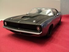 Jada 1973 Plymouth Barracuda 1/24 scale 2016 release  new no box