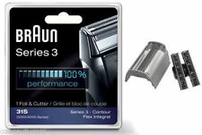 Braun Electric Shaver Replacement Foils & Cutters