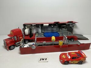 Disney Pixar Mattel - Cars Movie Mack Truck Car Wash - 1 Car Included