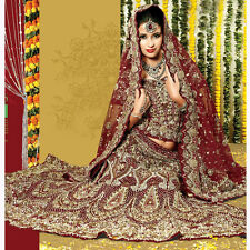 Wedding Lehenga With Heavy Embroidered Bollywood Indian Lehnga Choli Online Buy