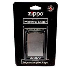 Zippo Lighter 207 BP Regular Street Chrome *NEW*