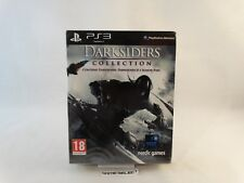 DARKSIDERS COLLECTION 1 + 2 + DLC SONY PS3 PLAYSTATION 3 PAL ITA ITALIANO NUOVO