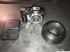 Sony Cyber-Shot DSC-H3 Digital Camera Black