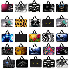 "10"" Tablet Bag Sleeve Carry Case Cover For Ipad Air 9.7 Samsung Galaxy Note 10.1"