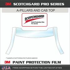 3M Scotchgard Pro Series Paint Protection Film Fits 17-18 Maserati Levante
