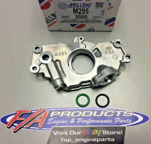 GENUINE MELLING M295 For GM Chevrolet 4.8L 5.3L 6.0L LS Engines STOCK Oil Pump