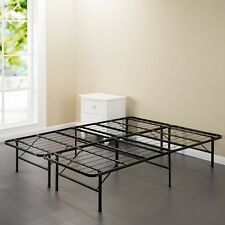 Spa Sensations Steel Smart Base Bed Frame 14 In High Under Storage Twin XL New