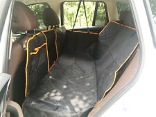 Pet Car Seat Cover for Dogs Cats Hammock Mesh Protector Mat Pad Car Truck Suv