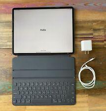 Apple iPad Pro 3rd Gen.512GB, Wi-Fi+Cell (Unlocked),12.9in, SpaceGray + Keyboard