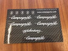 Campagnolo Adhesive Sticker Set for bike or window