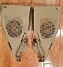 88-93 Festiva, rear speaker panels..