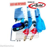 Avid Brake Bleed Kit - Juicy 3,3.5,4,5,7, Elixir 1,3,5,7,9,R,CR, Code 5,R, XO,XX