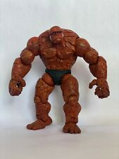 Marvel Legends Rare House of M Thing 7 inches Orange Black