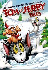 NEW DVD // TOM & and JERRY TALES VOL 1 // 12 CARTOONS // 92 min