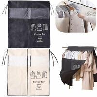 Kleidung Nicht Gewebt Aufbewahrung Staubschutzhaube  Kleiderständer Abdeckung