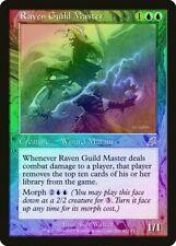 Raven Guild Master FOIL Scourge PLD-SP Blue Rare MAGIC GATHERING CARD ABUGames