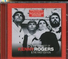 THE VERY BEST OF KENNY ROGERS & THE FIRST EDITION  - CD