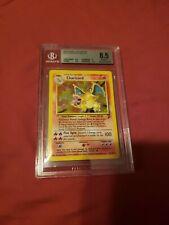 BGS 8.5 Pokemon Base Set 2 Charizard 4/130 (PSA?)