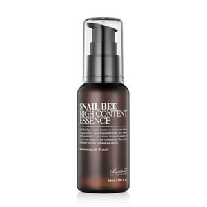 Clearance Exp:21.10.02 [BENTON] Snail Bee High Content Essence 60ml (US Seller)