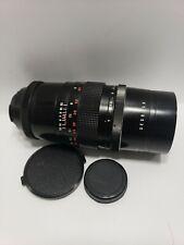Pentacon 200mm f/4 Lens Preset 15 blades Exakta super clean glass