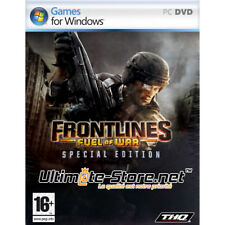 Frontlines Fuel of War Special Edition PC Neuf sous Blister