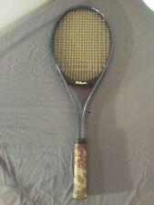 Wilson  Ace Tennis Raquet, Vintage