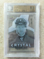 14-15 UD Trilogy Crystal Premieres Rookie RC AARON EKBLAD /125 Graded BGS 9.5