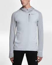 Nike Therma Sphere Element Hybrid Half Zip Running Hoodie Size Large 859222-043