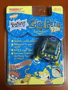 Vintage 1997 RUGRATS GIGA PETS PLUS - SEALED - Tiger Electronics Virtual Pet MIP