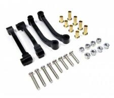 GPM -Tamiya Truck Aluminum Radius Arm With Collars & Lock Nuts & Screws 2Prs Set