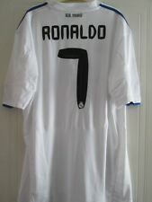 Real Madrid 2010-2011 Home Ronaldo 7 Football Shirt Size XXL BNWT /35375/76