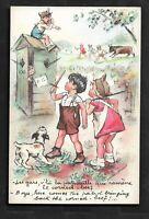 Carte  Postale    Germaine BOURET   TRES  BON  ETAT  Dim  9  X  14  Cm
