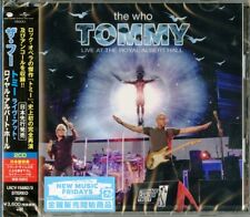 THE WHO-TOMMY LIVE AT THE ROYAL ALBERT HALL-JAPAN 2 CD I45