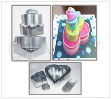 Mini Heart Topsy Turvy Cake Tins | Wedding | Bakeware - Non Stick Baking Pans