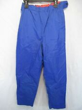 NEW MENS Blue BELSTAFF MOTORCYCLE PANTS TROUSERS  TRIALMASTER XL1000