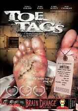 Toe Tags DVD Horror 2007 >Brand New - In Stock - Fast Ship<