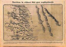 Russia Aviator Imperial Russian Air Service Bataille de L'Yser Gaz Gas WWI 1915