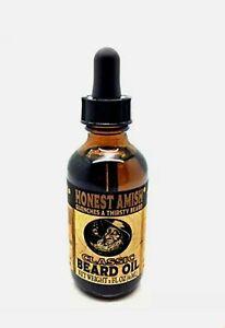 Honest Amish - Classic Beard Oil - 2 Ounce. D