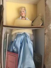 Cinderella - Disney Franklin Mint Heirloom Mib Beautiful