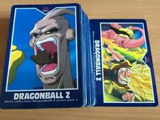 Carte Dragon Ball Z DBZ Hero Collection Part 4 #Regular Set 1995 MADE IN JAPAN